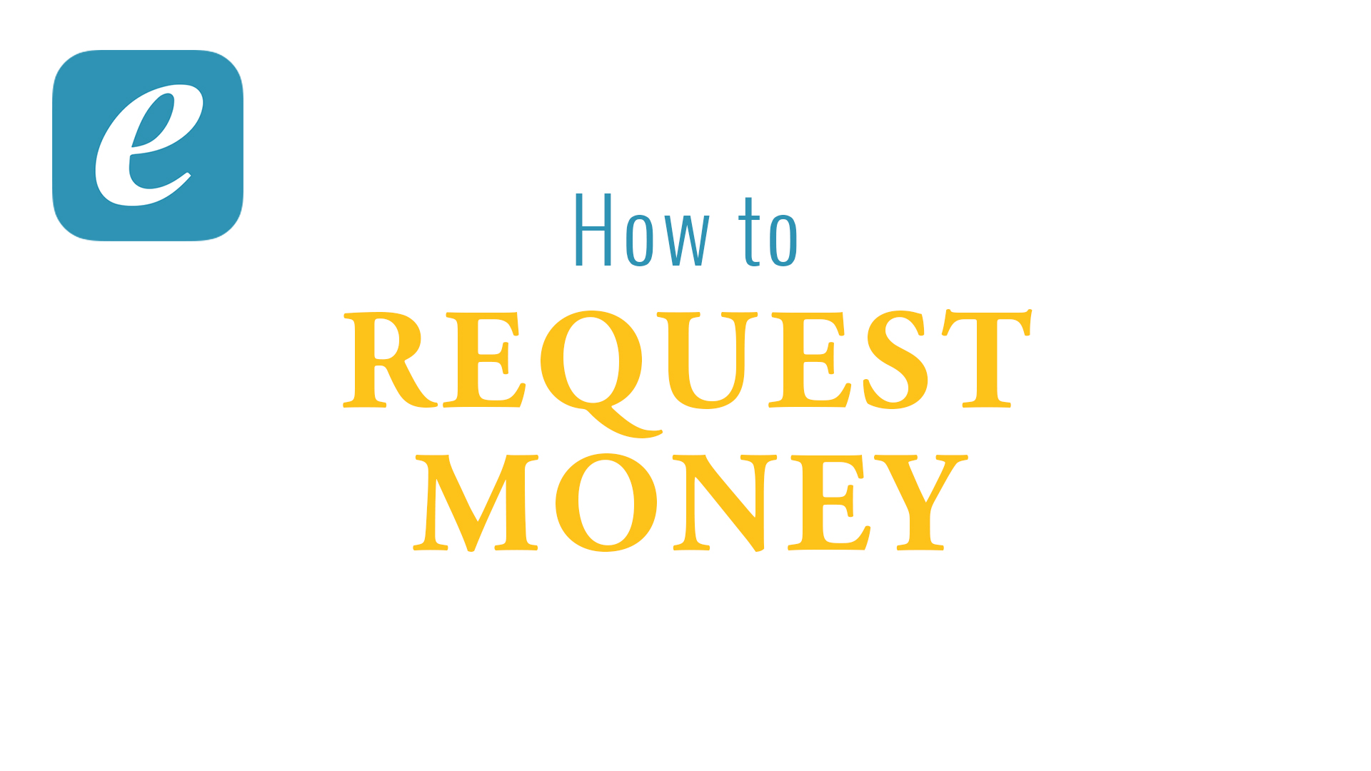 Request Money